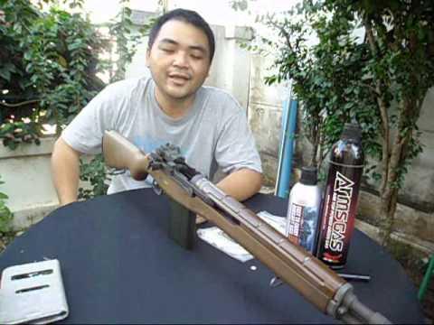 Review WE M14 Gas Blowback Thai Sound