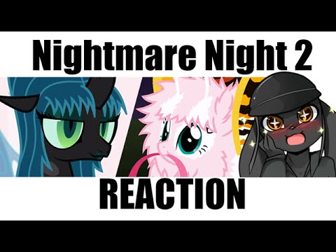 Fluffle Puff Tales - NIGHTMARE NIGHT 2 (Reaction)