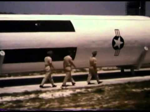 Early Days of the Air Force Space & Missile Museum