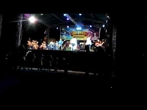 YENNI MUSIC Tampil di Tanjung Gudang Belinyu berkertar brrrrr