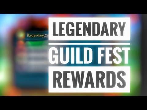 Lords Mobile - LEGENDARY Guild Fest Rewards!!!