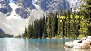 Jolanda   Nature & Naturaleza