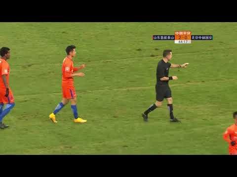 2018 CHA CSL   Round 1   Shandong Luneng vs Beijing Guoan