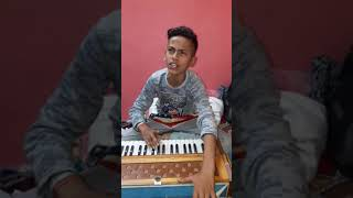Ishqan de lekhe on harmonium by official  Gagan saini