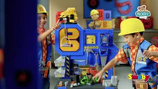 Set pracovný stôl Bricolo Center Bob the Builder S