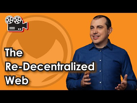 The Re-decentralized Web - LA Meetup Sep 2016