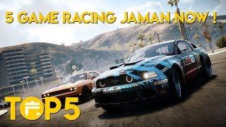 TOP 5 GAME RACING ANDROID TERBAIK SEPANJANG MASA!