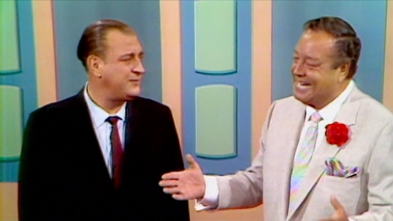 Download Rodney Dangerfield Has Jackie Gleason Bursting Out in Laughter (1970)