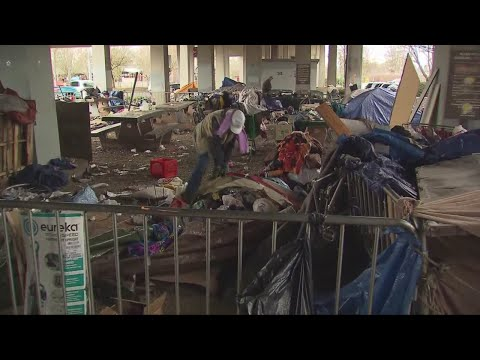 Homeless Camp In Salem 'badder Than You Imagine'
