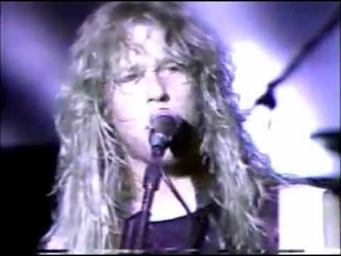 Metallica  Fade To Black  1985 with Cliff Burton