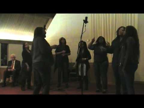 The University Of Central Missouri ABC Gospel Choir - 2016