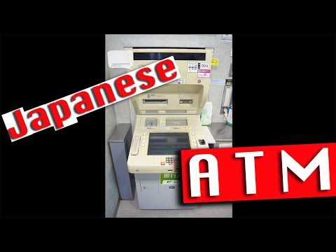 How To Use A Foreign Issued Card To Withdraw Money From A Japanese Post Office ATM | Gaijin Survival