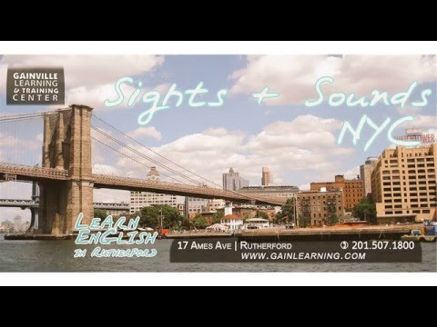 Sights & Sounds NYC | English Summer Camp for Adolescents in the USA