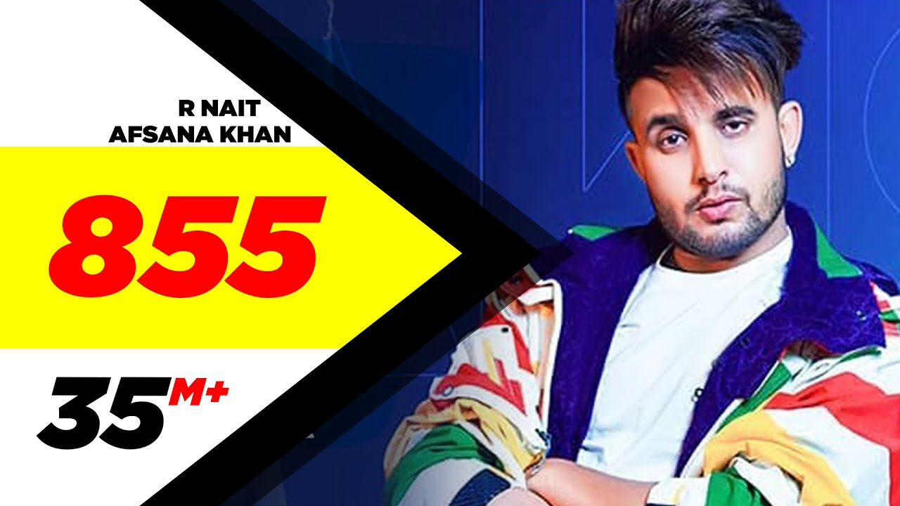 Download R Nait | 855 (Official Video) | Afsana Khan | The Kidd | Latest Punjabi Songs 2020 | Speed Records
