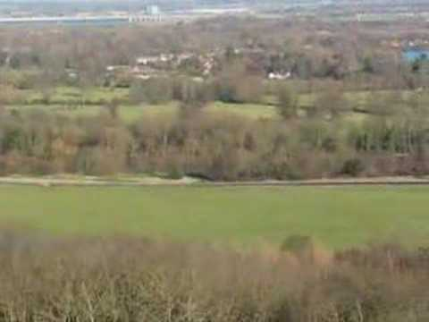 Runnymede from Air Forces Memorial