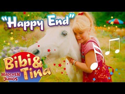 HAPPY END - official Musikvideo aus Bibi & Tina MÄDCHEN GEGEN JUNGS