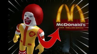 THE WORST MAPS OF ROBLOX'S MCDONALD'S 🍔🚫