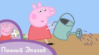 Свинка Пеппа - S01 E10 В саду (Серия целиком)