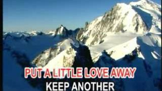 Put A Little Love Away - Karaoke (Sergio Mendes & Brasil 77)
