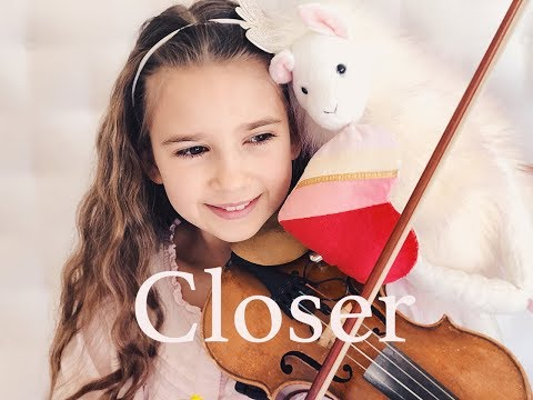 Closer - The Chainsmokers Violin Cover by Karolina Protsenko