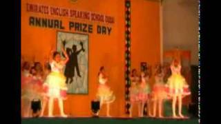 Awara bhavre..Dance by Gr.5 students EESS Dubai