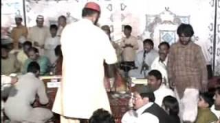 Qawali in Lakhiwal Sharif by qawal Waheed Chisti