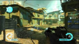 Bodycount (PS3) Gameplay