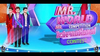 Mr World Competition : Mr International Contest GamePlay Video By GameiMake