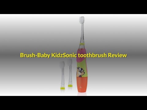 brush-baby-kidzsonic-electric-toothbrush-review-|-toddler-and-kid-electric-toothbrush-for-ages-3+