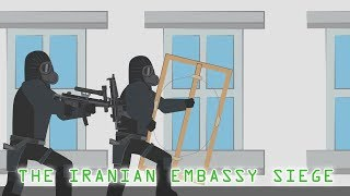 The Iranian Embassy Siege (1980) Day 1-5