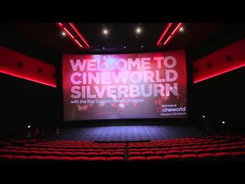 Cineworld Silverburn Video 1080p