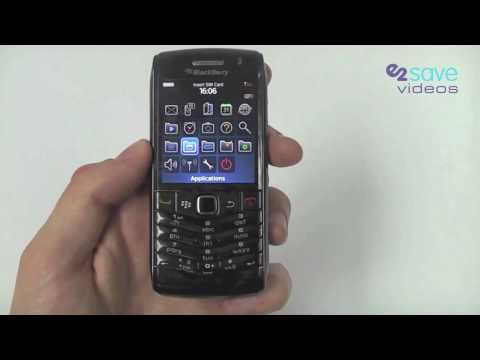 BlackBerry 9105 Pearl 3G Review