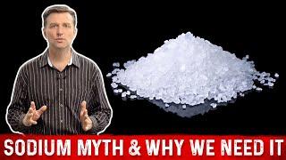 The Sodium Myth \u0026 Why We Need It!