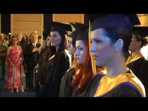UNYT Graduation Ceremony 2014