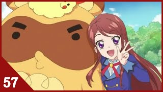 [HD] Aikatsu! Bahasa Indonesia Episode 57 - Maskot Runway!