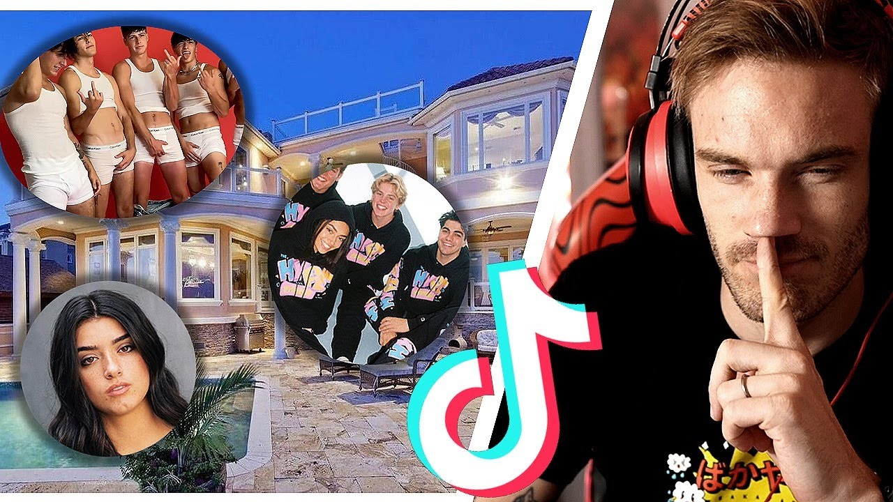 Download Tik Tok Celebs House Tours Is A Thing Now..