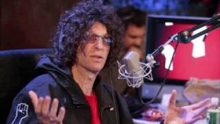 Howard Stern Show 09-17-2008 (blogs and facebook) part 1
