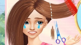 Fun Girl Care Kids Game - Hannah High School Crush - Dress Up , Nail Salon, Makeover Games For Girls