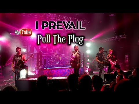 I PREVAIL *PULL THE PLUG* @ THE PLAZA LIVE ORLANDO (11/4/17)