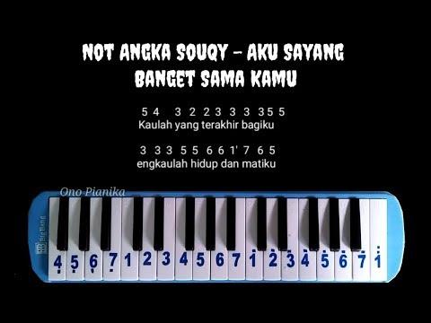 Not Pianika Souqy - Aku Sayang Banget Sama Kamu