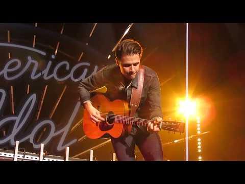 Kris Allen   Like Were Dying  American Idol 2018 Tour   Tulsa Oklahoma