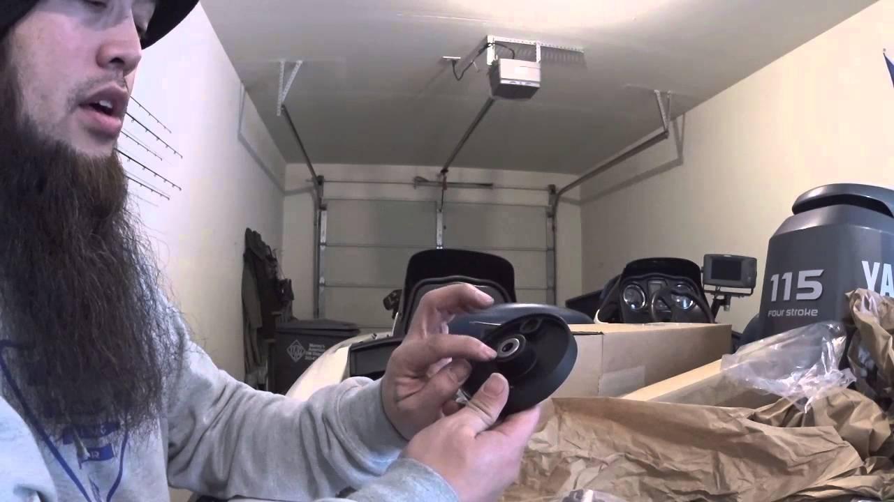 How To Rebuild Minnkota Trolling Motor Armature Brush Assembly Minn Kota E Drive Wiring Diagram Replacement Youtube