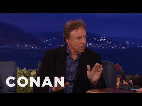 Kevin Nealon Remembers His Friend Arnold Palmer  - CONAN on TBS
