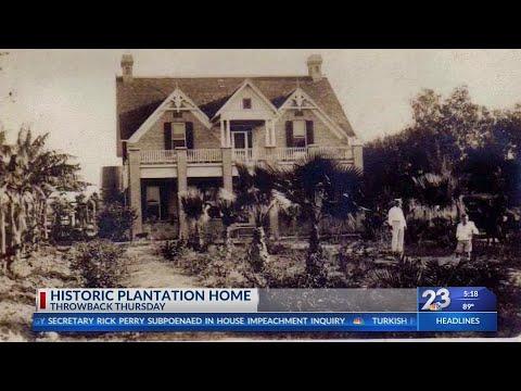 Throwback Thursday: Landrum Plantation