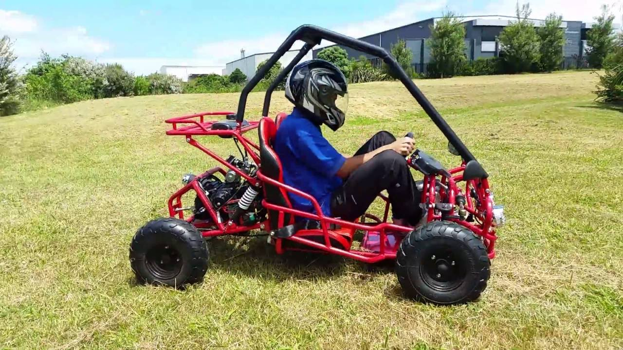 Go Kart Gears Cover : Twin seater stroke go kart with reverse gear part