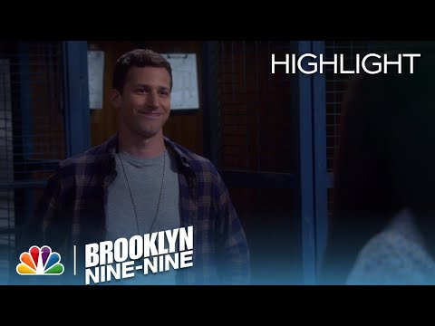 Jake Has A Surprise For Amy | Season 5 Ep. 4 | BROOKLYN NINE-NINE