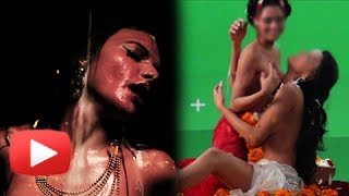 Repeat youtube video Sherlyn Chopra's Kamasutra 3D Lesbian Sex Scene Revealed