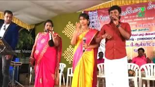 senthil vadi velava song rajalakshmi | super singer senthil ganesh | Tamil Folk Song | iriz vision
