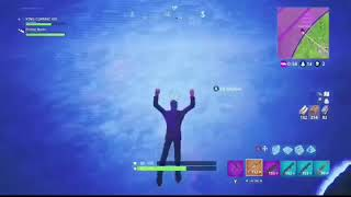 FORTNITE JUMP PAD GLITCH SAD DEATH