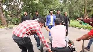 Sri Muruli Mafthi Entry Scene Leaked || Mafthi Sri Muruli and Shivarajkumar ||Kannada Upcoming Movie